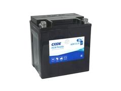 Motobaterie EXIDE BIKE Factory Sealed 30Ah, 12V, AGM12-31 (YTX30L-BS) (E5001)