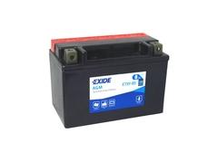Motobaterie EXIDE BIKE Maintenance Free 8Ah, 12V, YTX9-BS (E5012)