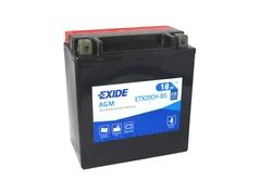 Motobaterie EXIDE BIKE Maintenance Free 18Ah, 12V, YTX20CH-BS (E5025)