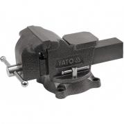 Zverák zámočnícky otočný 150 mm (YT-65048)