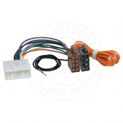 ISO adaptér pre autorádiá Nissan RISO-147 (TSS-RISO-147)