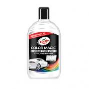 Turtle Wax Color Magic Plus - Farebná politúra 500 ml biely (001542)