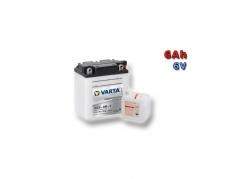 Motobaterie VARTA 6N6-3B-1, 6Ah, 6V (E4181)