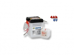 Motobaterie VARTA 6N4A-2A-4, 4Ah, 6V (E4179)