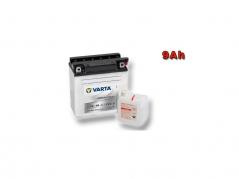 Motobaterie VARTA 12N9-4B-1 / YB9-B, 9Ah, 12V (E4201)