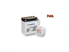 Motobaterie VARTA 12N7-4A, 7Ah, 12V (E4197)