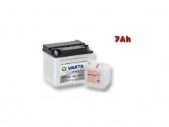 Motobaterie VARTA YB7C-A, 7Ah, 12V (E4199)