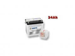 Motobaterie VARTA 12N24-4, 24Ah, 12V (E4238)