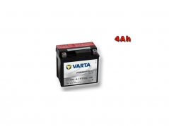Motobaterie VARTA YTX5L-BS, 4Ah, 12V (E4249)