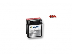 Motobaterie VARTA YTX7L-BS, 6Ah, 12V (E4253)