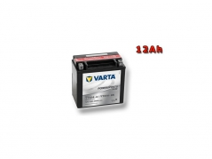 Motobaterie VARTA YTX14-BS, 12Ah, 12V (E4277)