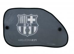 """Boční sluneční clony """"FC BARCELONA"""" 1-vrstvé 38x65cm - 2ks (FCB1008)"""