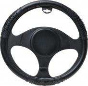 Poťah volantu 37-39 CM černý (AM-5011)