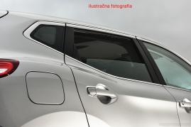 Sluneční clony na okna - MERCEDES-BENZ Serie ML terénne vozidlo (2005-2012) - Len na bočné stahovacie sklá (MB-M-5-B/18)