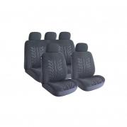 Sada potahů na sedačky, černé (FUND210)