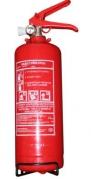 Hasicí přístroj práškový 2kg (sk117952)