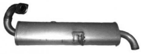 Smart Fortwo 0,8 CDi Katalyzátor výfuku kovový (PR-1080260)