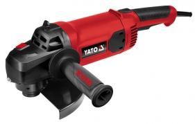 Uhlová brúska 2200W, pr. do 230mm, 6000ot/min (YT-82102)