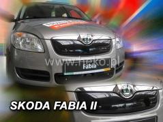 Zimní clona ŠKODA FABIA II od r. 2007 --> 2010 Dolná (02041)