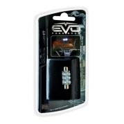 LED žárovka EVO SV8.5 36mm 6LED 12V, bílé (EV93175)