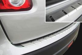 Lišta zadního nárazníku profilovaná - VW Caddy III Facelift od r.2015 (25-5541)