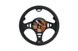 Potah volantu ručně šitý (HMA30BW)