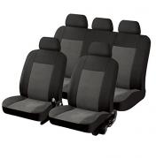Potahy na sedadla TEXAS černé (FUNDBAS)