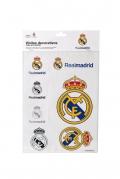 Samolepky Real Madrid 7ks (RMA2129)