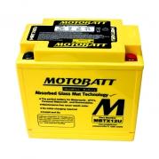Motobaterie  MOTOBATT MBTX12U, 14Ah, 12V (YTX12-BS)