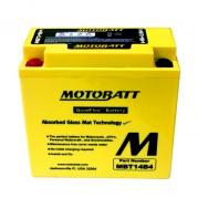 Motobaterie MOTOBATT MBT14B4, 13Ah, 12V (YT14B-BS)