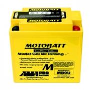 Motobaterie MOTOBATT MB9U, 11Ah, 12V (YB7-A)