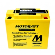 Motobaterie MOTOBATT MB51814, 22Ah, 12V (51814)