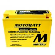 Motobaterie MOTOBATT MB16AU, 20,5Ah, 12V (YB16AL-A2)