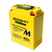 Motobaterie MOTOBATT MB12U, 15Ah, 12V (12N12-4A-1)