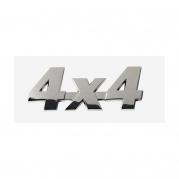 Emblém 4x4 chrom, 35 x 90 mm (LOG1338)