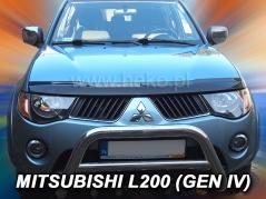 Kryt přední kapoty - Mitsubishi L-200 IV, od r.2006 (02136)