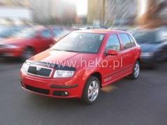 Kryt přední kapoty - Škoda Fabia I, od r.2000 (24630)