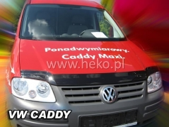 Kryt přední kapoty - VW Caddy, od r.2004 (24633)