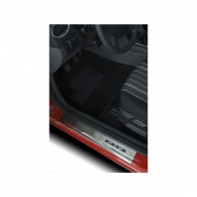 Prahové lišty VW Touareg I, 2002-2009 (25145)
