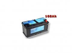 Autobaterie EXIDE Start-Stop AGM 105Ah, 950A, 12V, EK1050 (EK1050)