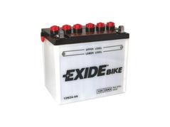 Motobaterie EXIDE BIKE Conventional 24 Ah, 12V, 12N24-4 (E6628)