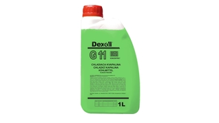 DEXOLL Antifreeze G11 1L (DEXG11Z1L)