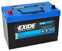 Trakční baterie EXIDE DUAL, 95Ah, 12V, ER450 (ER450)