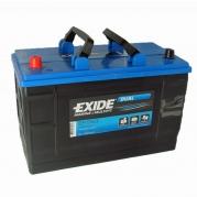 Trakční baterie EXIDE DUAL, 115Ah, 12V, ER550 (ER550)