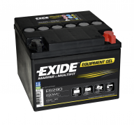 Trakční baterie EXIDE EQUIPMENT GEL, 25Ah, 12V, ES290 (ES290)