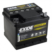 Trakční baterie EXIDE EQUIPMENT GEL, 40Ah, 12V, ES450 (ES450)