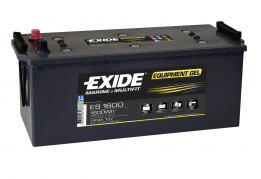 Trakční baterie EXIDE EQUIPMENT GEL, 140Ah, 12V, ES1600 (ES1600)