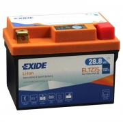 Motobatéria EXIDE BIKE LI-ION 2,4Ah, 12V, ELTZ7S (YTZ7S, YTX7L-BS) (E6802)