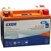 Motobaterie EXIDE BIKE LI-ION 7Ah, 12V, ELTX20H (GYZ10H, YTX20H-BS, YTX20HL-BS, YTX20-BS, YB16-B-CX, YB16-B, YB16C-B, YB18-A, Y50-N18A-A) (E6797)