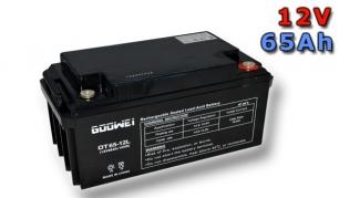 Trakční baterie Goowei AGM OTL65-12, 65Ah, 12V (E4780)